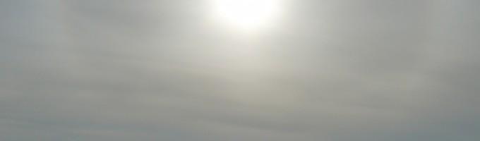 Sauvie Island Sun Flare