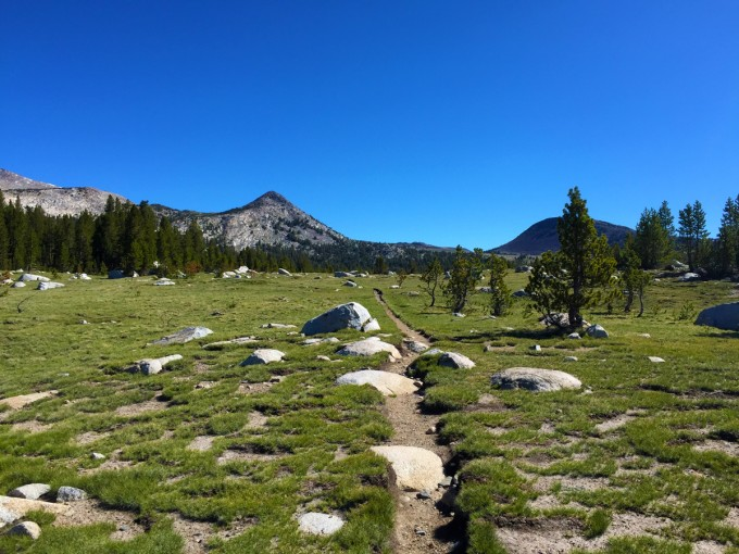 SHR Trail to the Great Sierra Mine