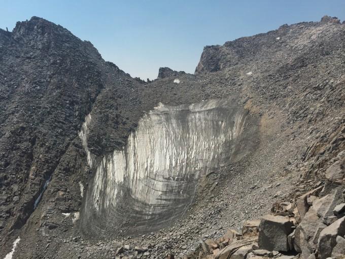 Polemonium Glacier, or what's left of it