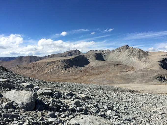 Diamond Mesa Sierra Nevada