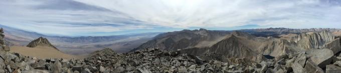 Mount Williamson summit