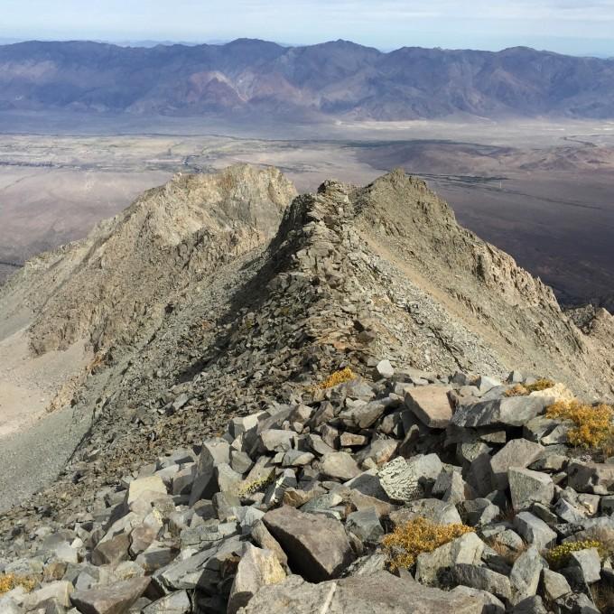 Mt. Williamson and Inyos