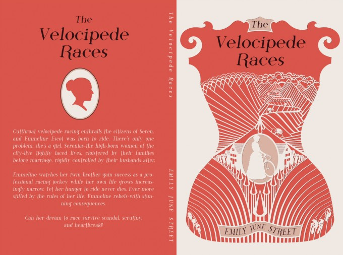 velocipede races early design