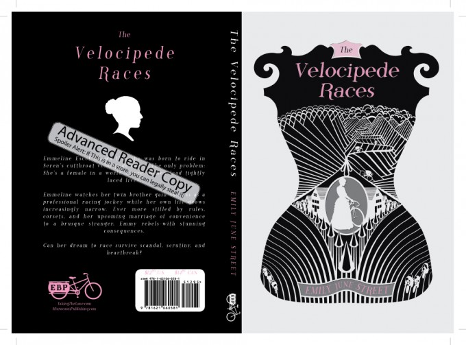 advance copy velociped races