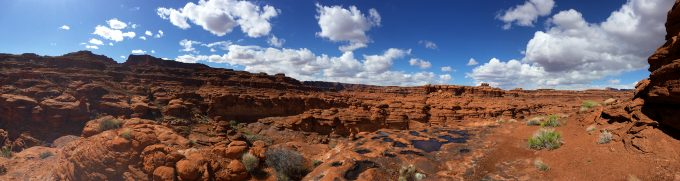 Indian Creek Canyonlands Utah