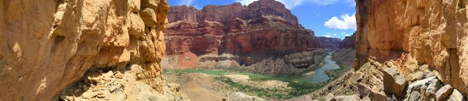 colorado river pueblan grainary site