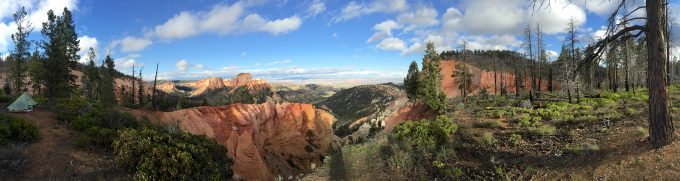 Bryce Swamp Canyon