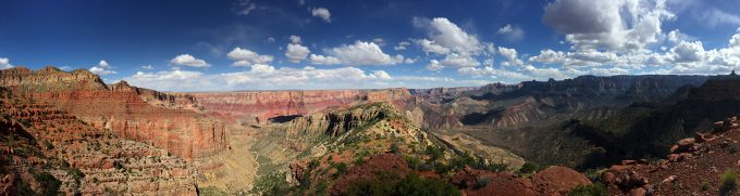 tapeats creek trail grand canyon